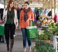 Reusable Grocery Bag with BacLock®